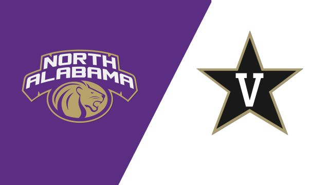 North Alabama vs. Vanderbilt (W Basketball)