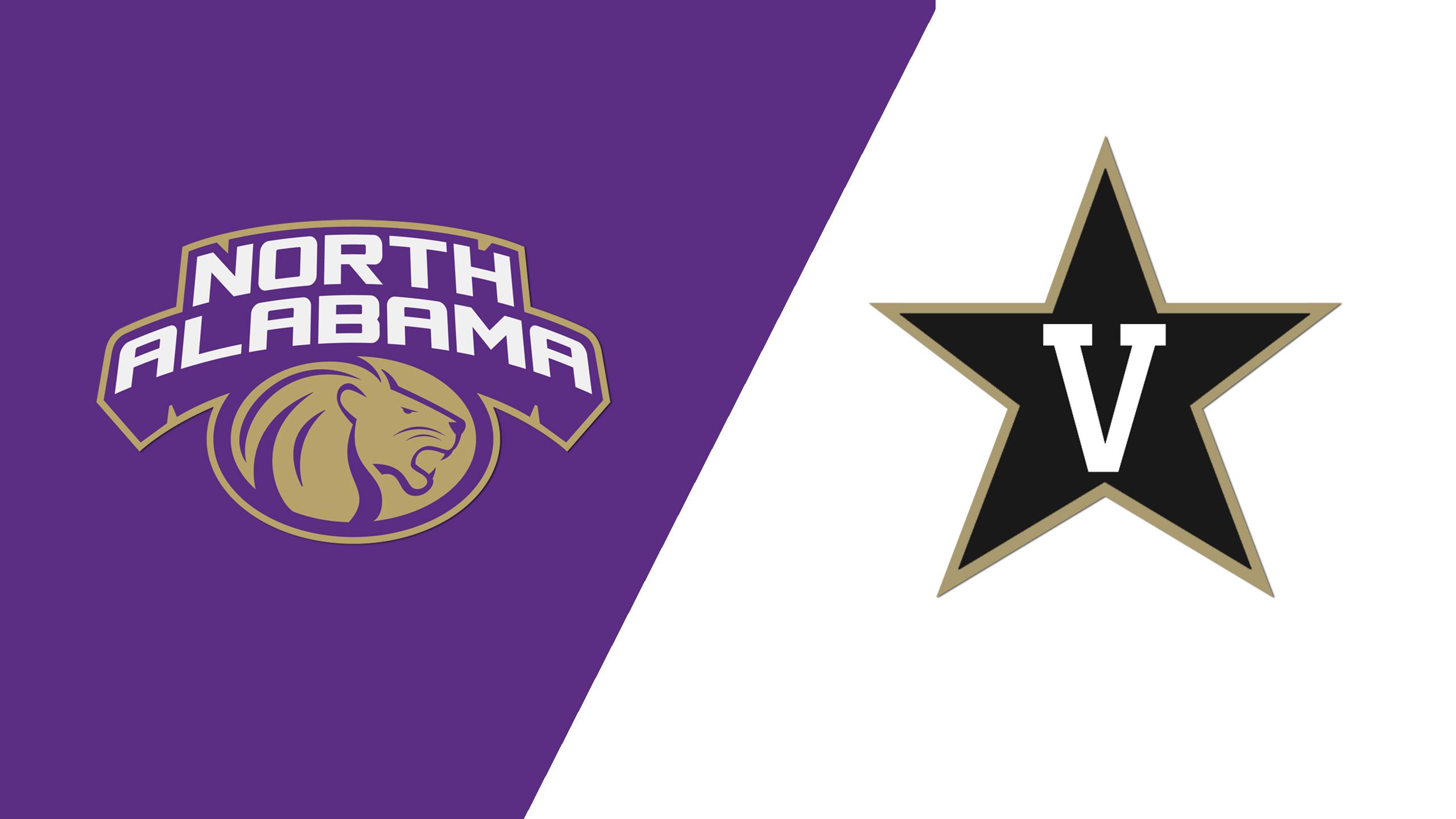 North Alabama vs. Vanderbilt (W Basketball)