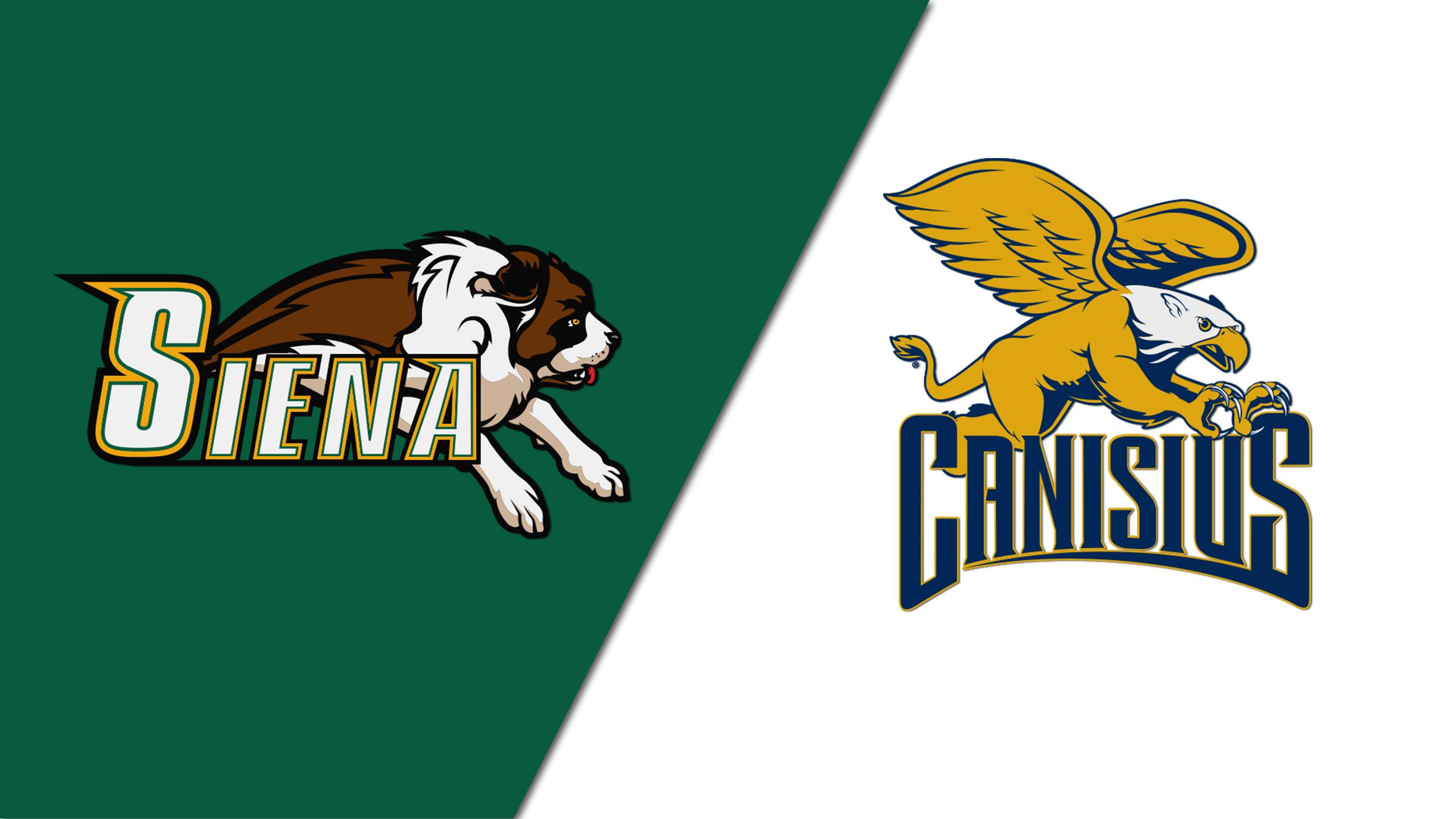 Siena vs. Canisius (M Lacrosse)