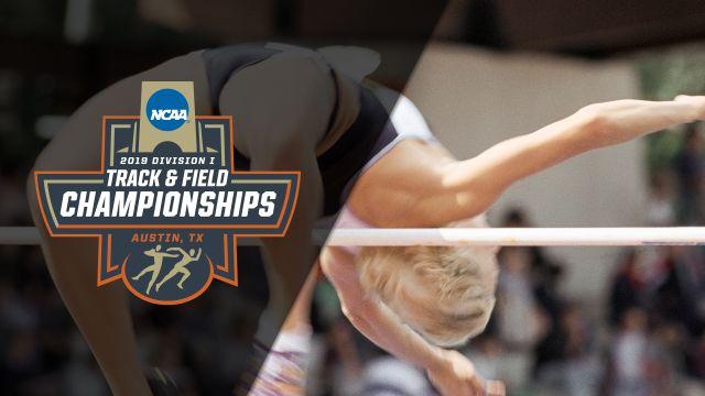 NCAA Outdoor Track & Field Championships - Hep High Jump (Flight 2) (Feed #3)