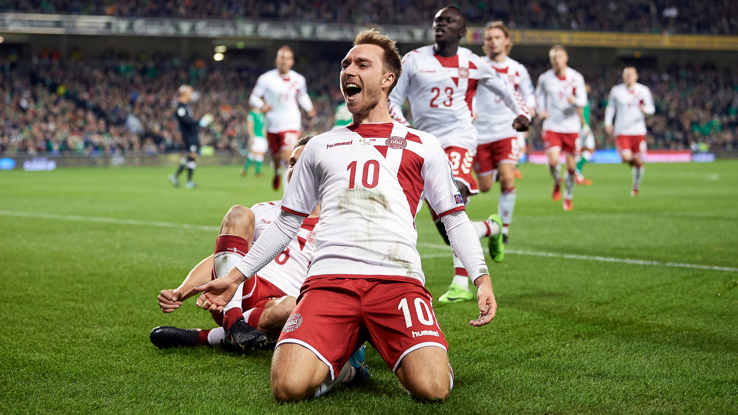Wales vs. Denmark