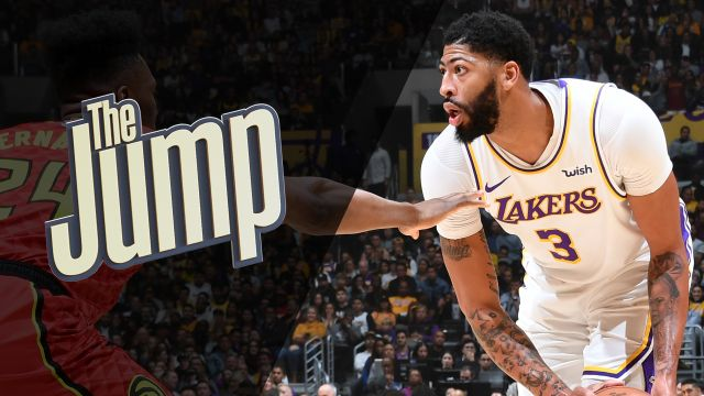 Mon, 11/18 - NBA: The Jump