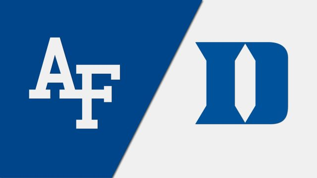 Air Force vs. #20 Duke (Baseball)