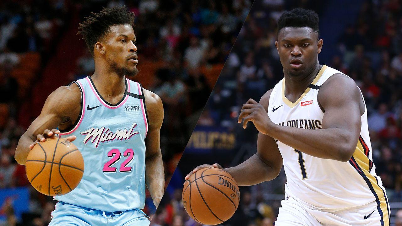 Miami Heat vs. New Orleans Pelicans | ESPN Deportes