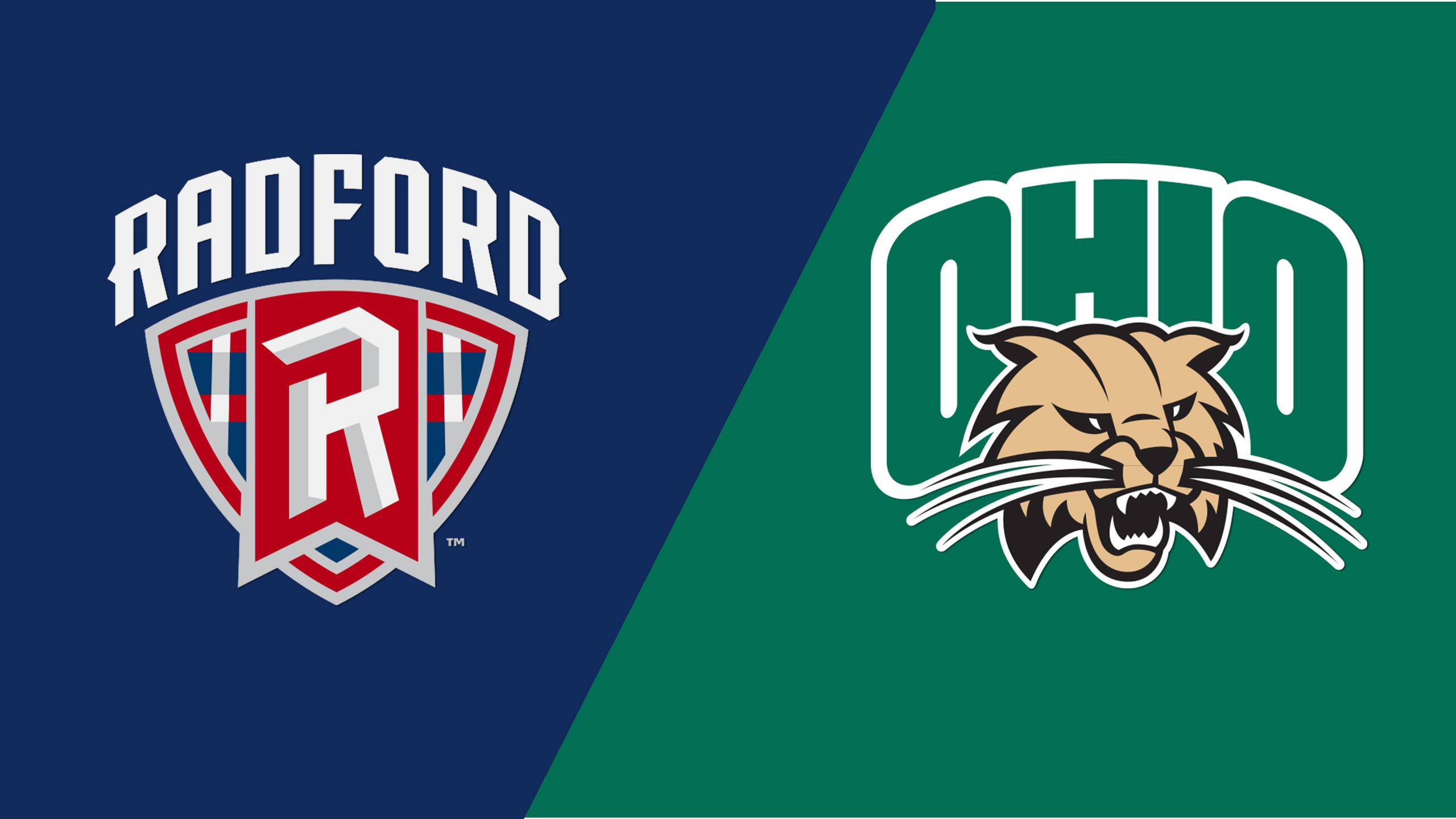Radford vs. Ohio (M Basketball)