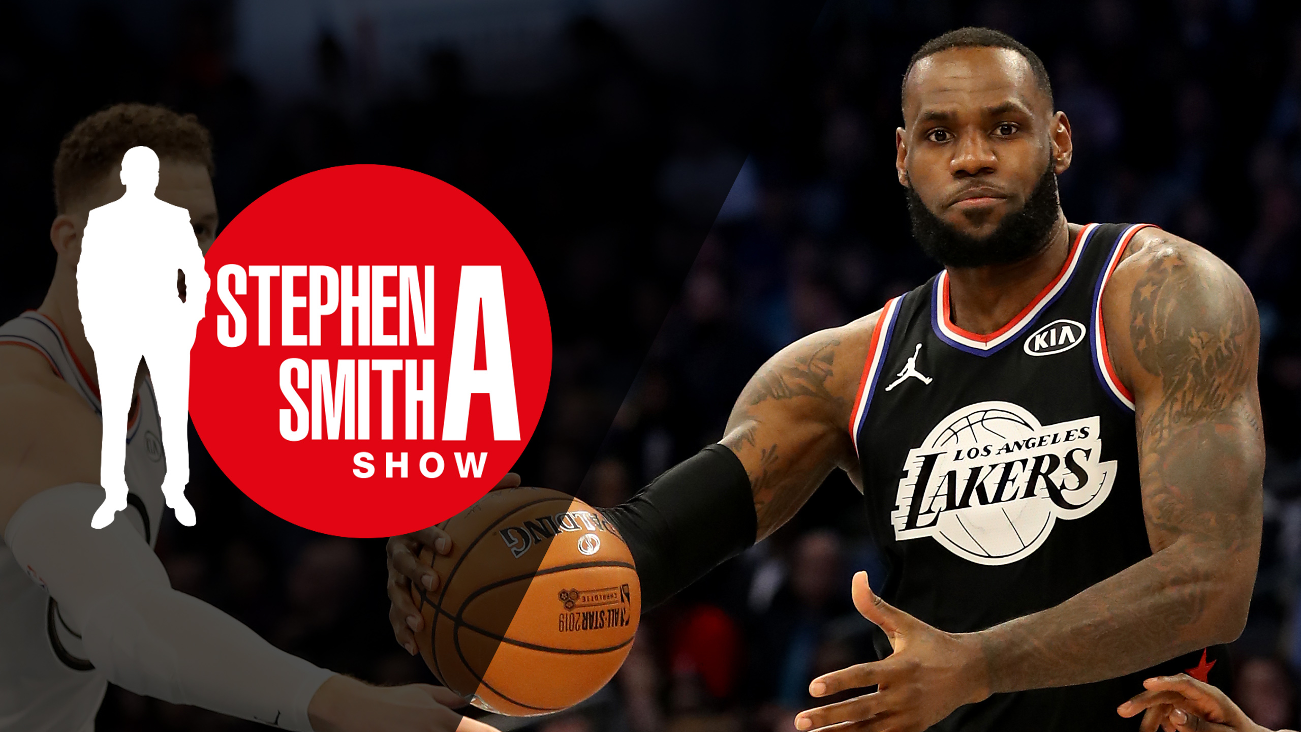 Mon, 2/18 - The Stephen A. Smith Show Presented by Progressive