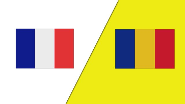 France vs. Romania (Group Stage)