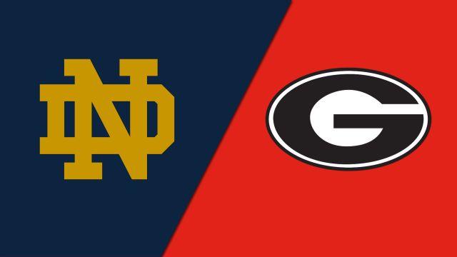 Notre Dame vs. Georgia (Football)