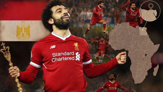 Lado B da Copa:  Mohamed Salah, o craque que deu esperança ao seu povo e virou o Rei do Egito