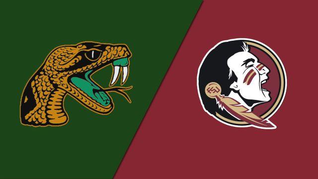 Florida A&M vs. #5 Florida State (Softball)