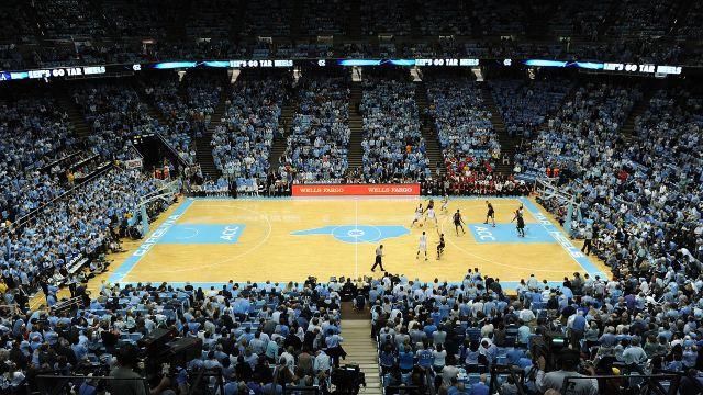 Above the Rim Cameras-Gonzaga vs. North Carolina (M Basketball)
