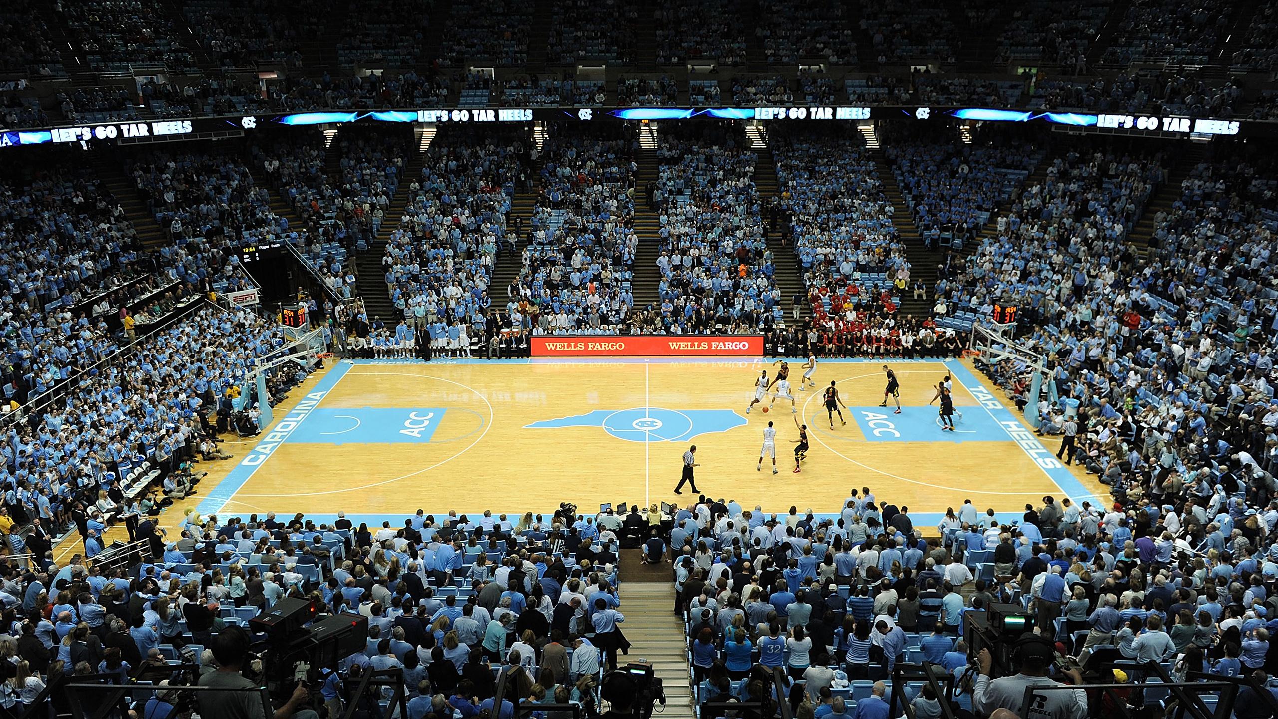 Above the Rim - #4 Gonzaga vs. #12 North Carolina (M Basketball)
