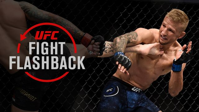 UFC Fight Flashback: Garbrandt vs. Dillashaw