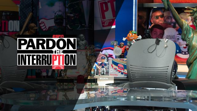 Fri, 11/15 - Pardon The Interruption