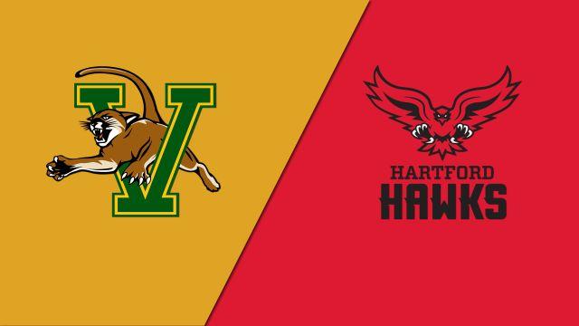 Vermont vs. Hartford (M Soccer)