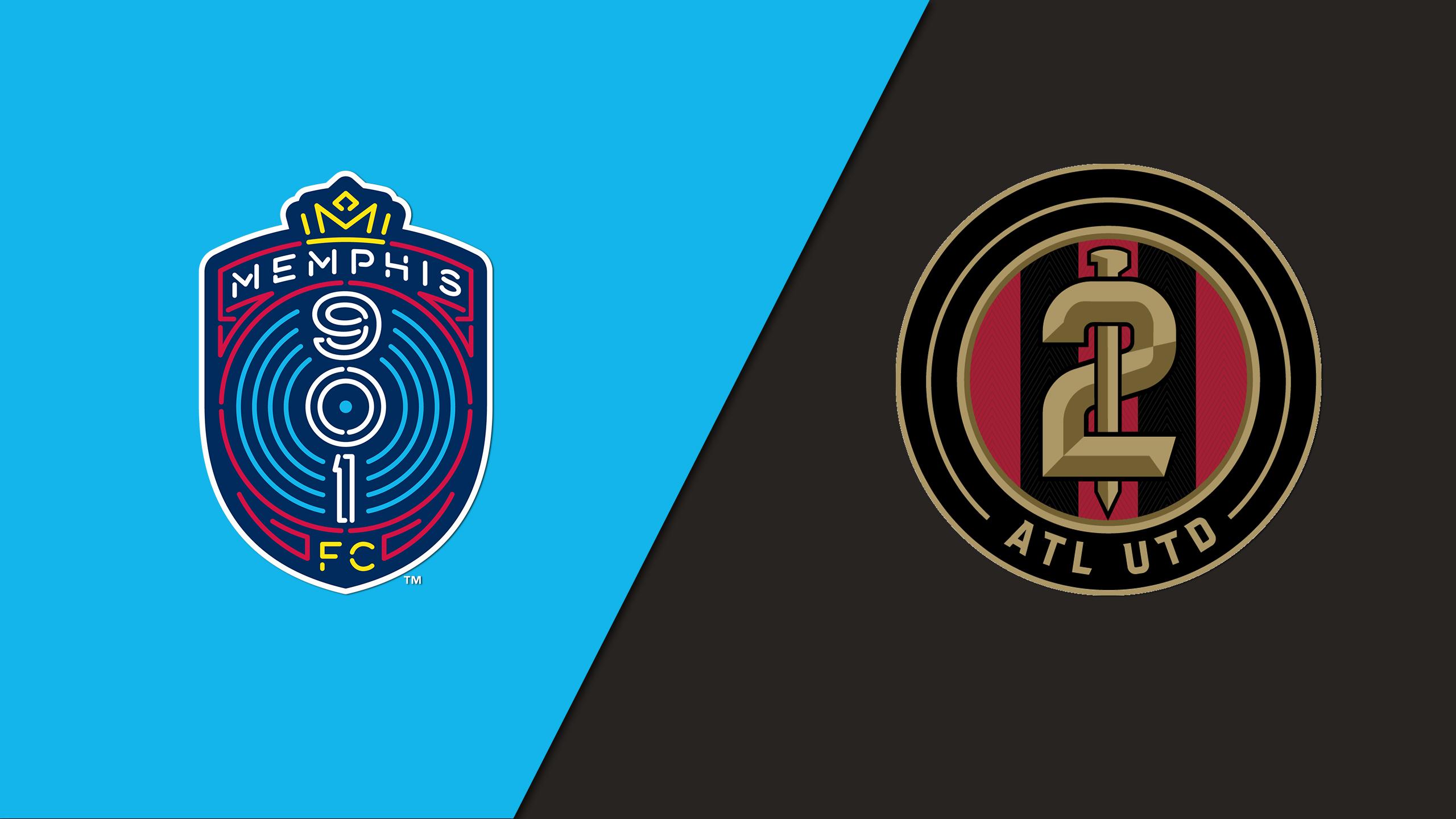 Memphis 901 FC vs. Atlanta United FC 2