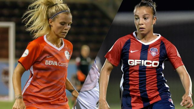 Houston Dash vs. Washington Spirit (NWSL)