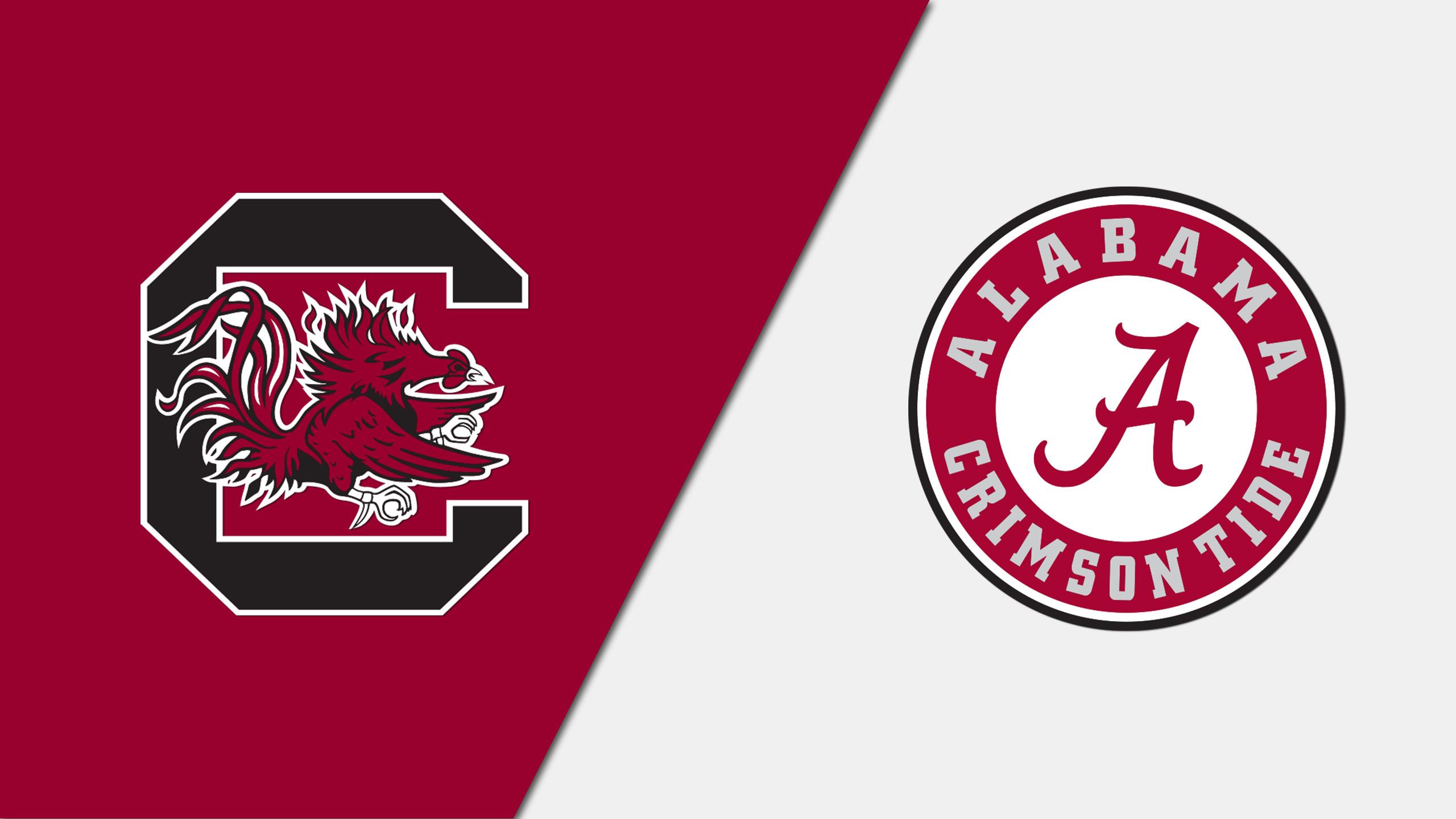 South Carolina vs. Alabama (Baseball) (re-air)