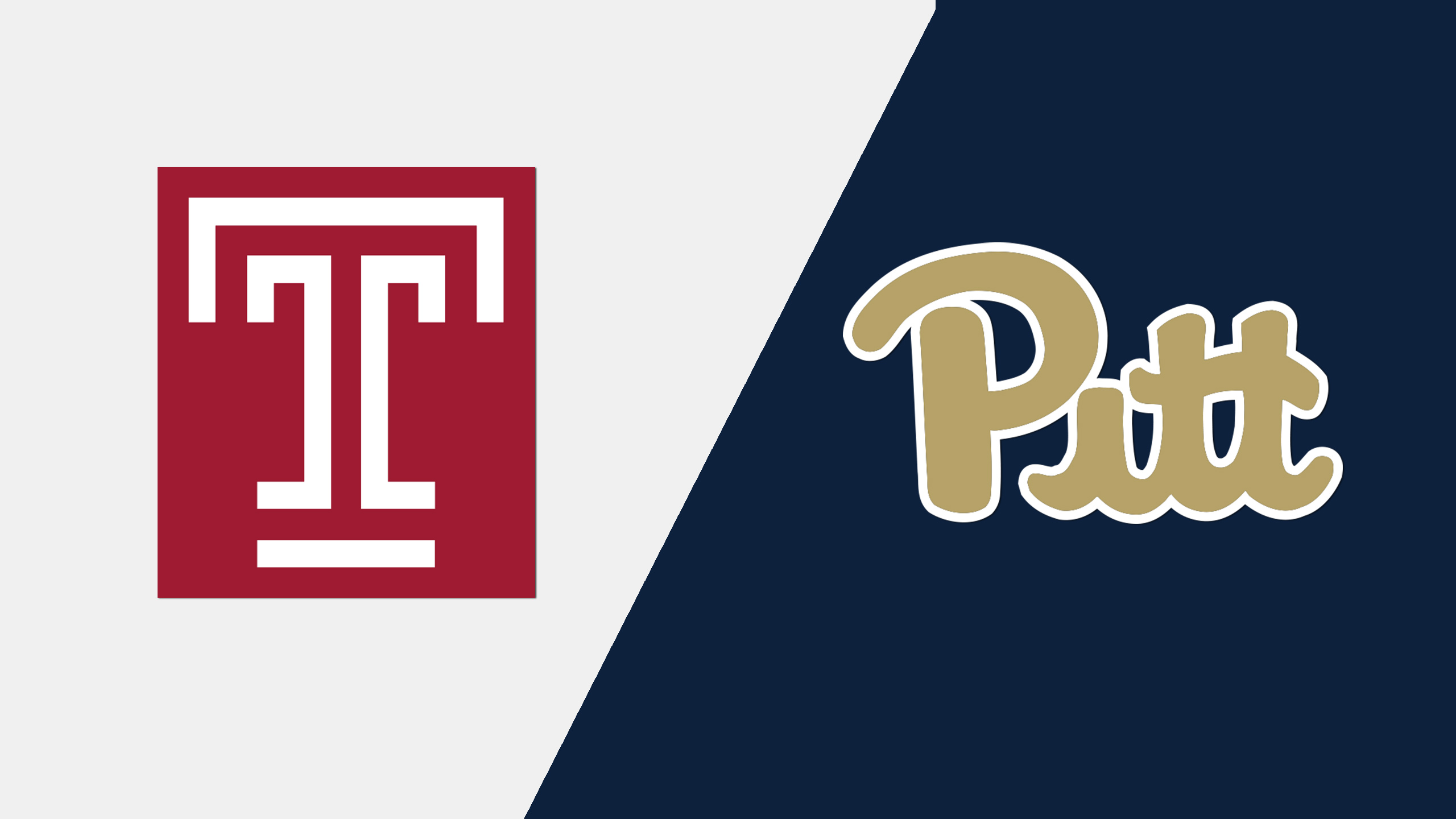 Temple vs. Pittsburgh (M Soccer)