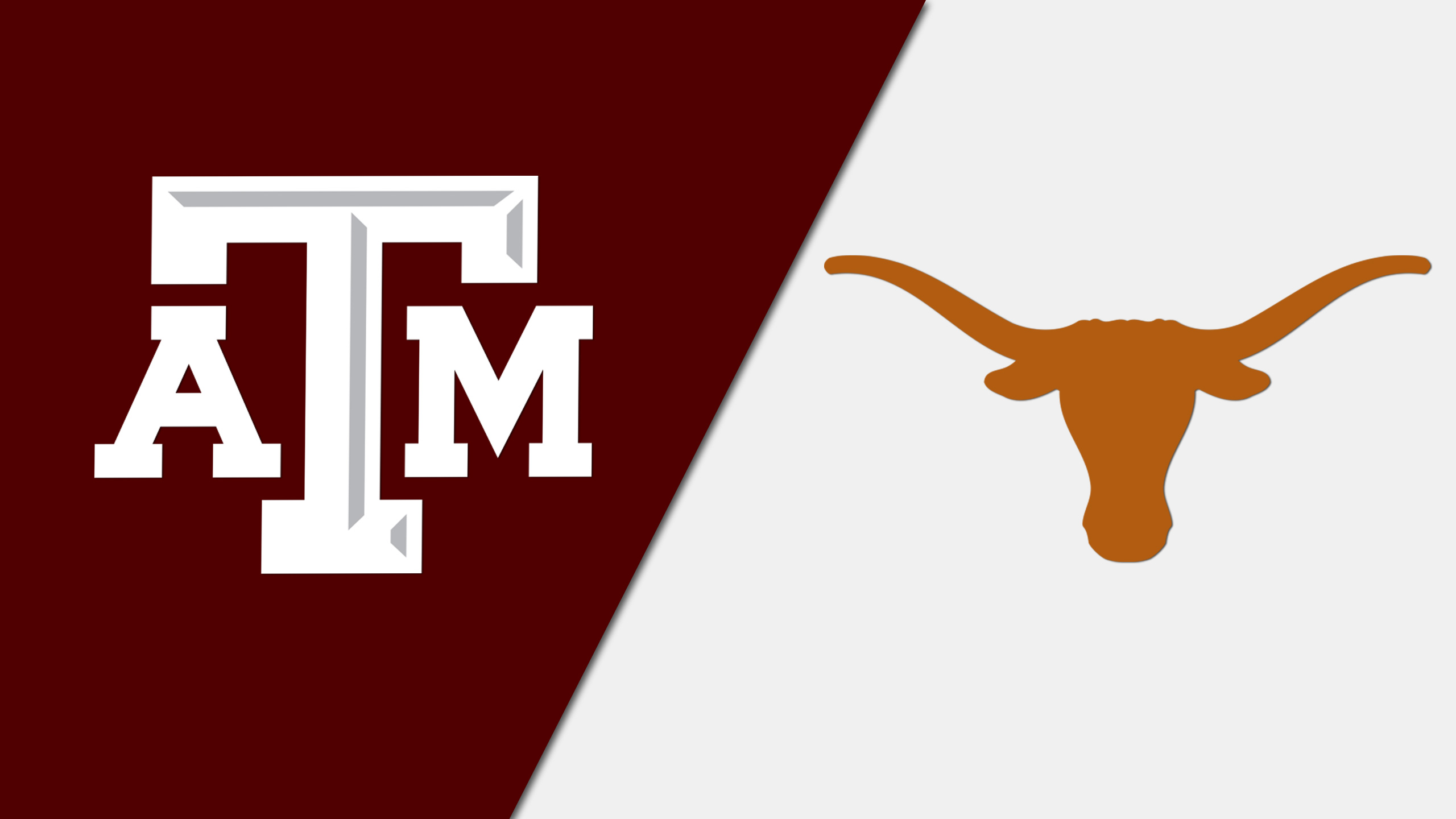 Texas A&M vs. #1 Texas (M Basketball) (re-air)