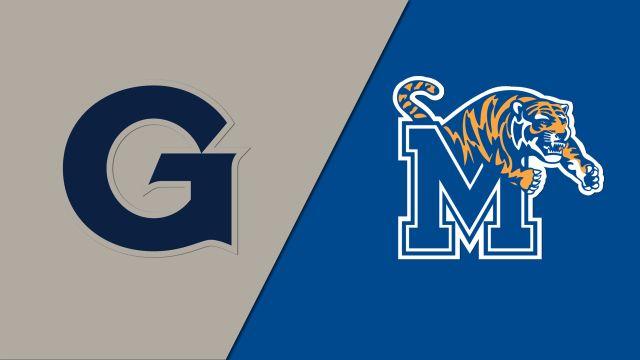 Georgetown Hoyas vs. Memphis Tigers