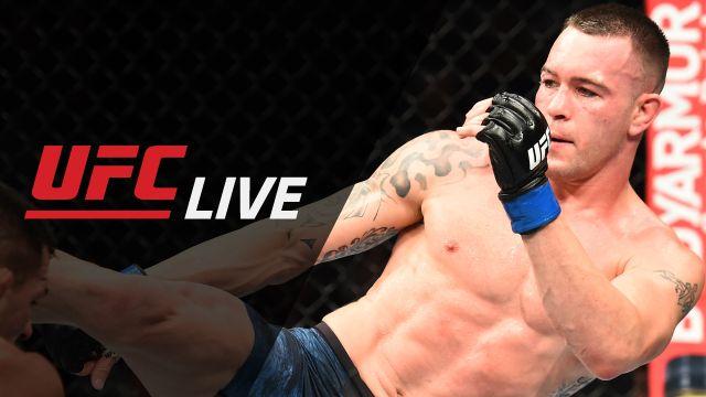Fri, 12/13 - UFC Live: UFC 245 Preview