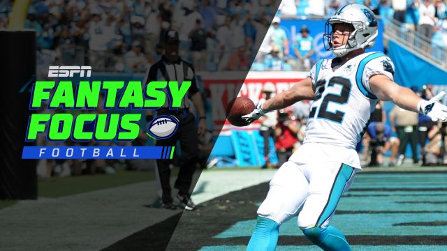 Fantasy Focus Live! Panthers, Bucs players to start