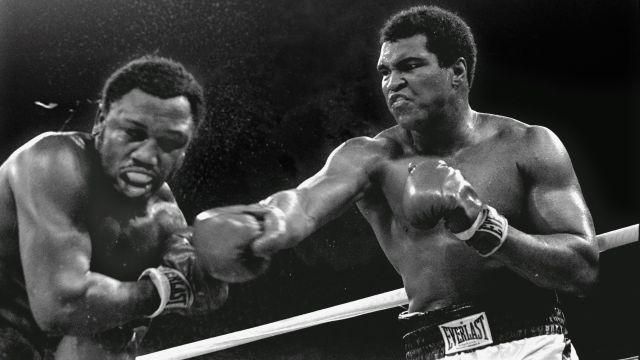 Classic Boxing: Ali vs. Frazier III