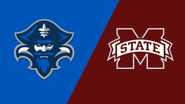 New Orleans vs. Mississippi State (M Basketball)