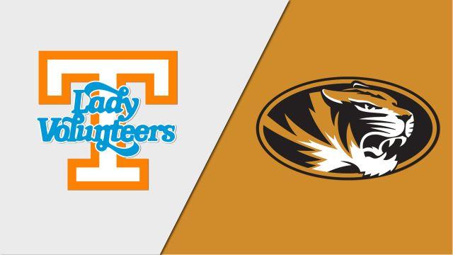 Tennessee vs. #25 Missouri (W Volleyball)
