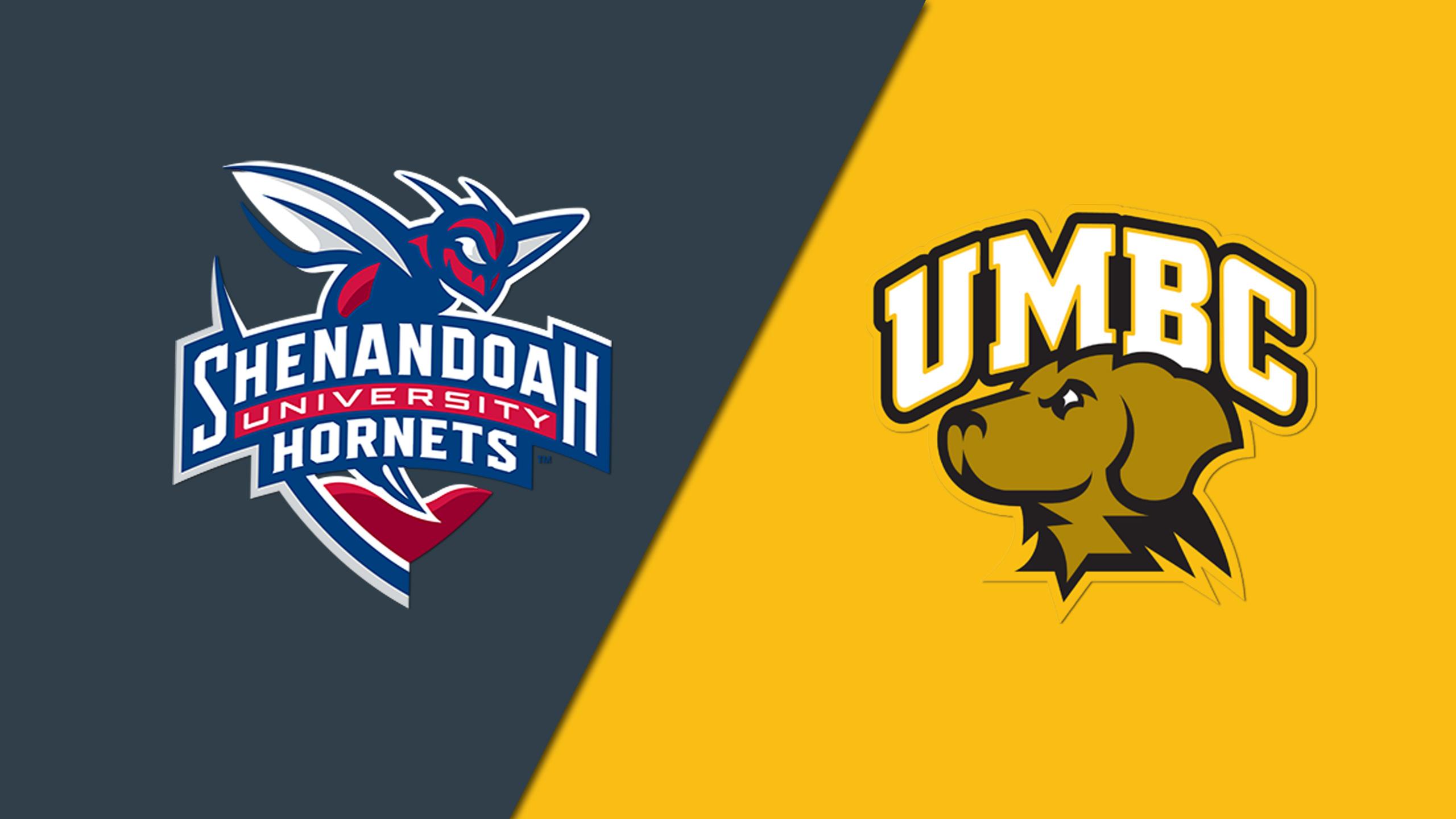 Shenandoah vs. UMBC (M Basketball)