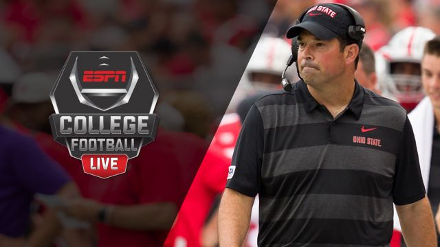 Thu, 7/18 - College Football Live
