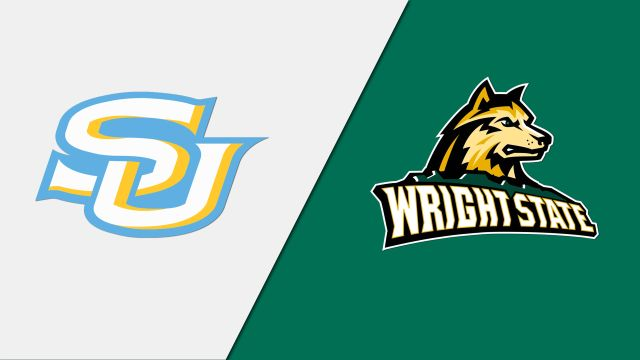Southern vs. Wright State (M Basketball)