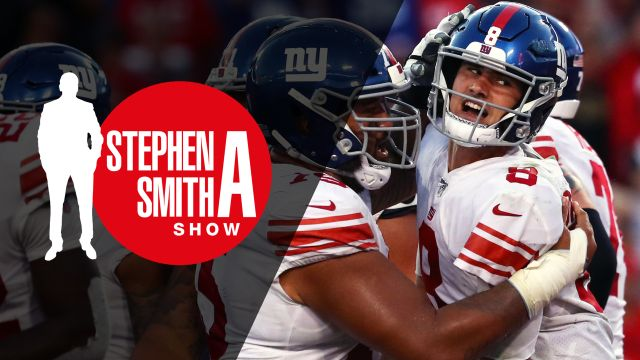 Mon, 9/23 - The Stephen A. Smith Show Presented by Progressive