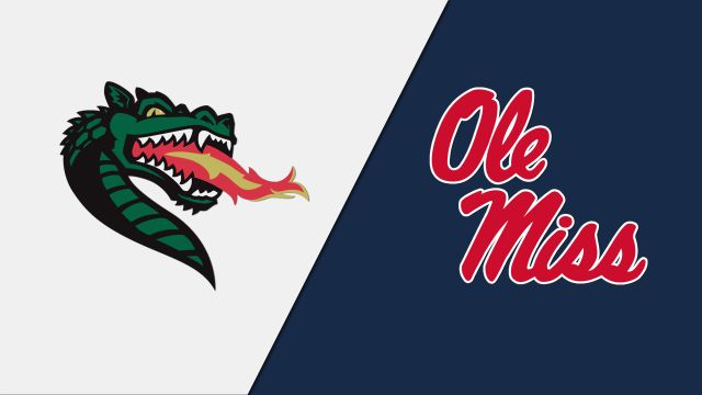 UAB vs. Ole Miss (Baseball)