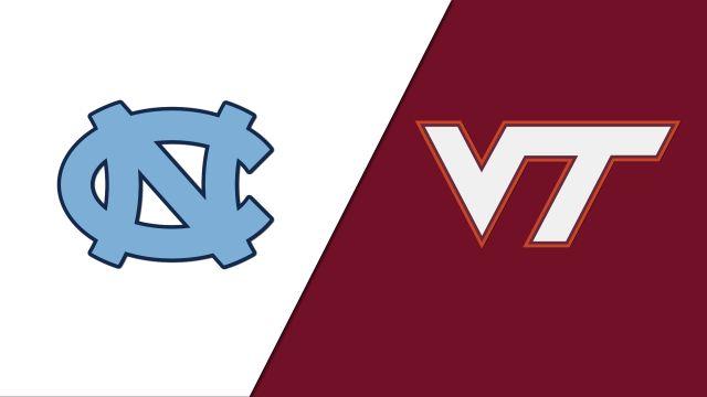 North Carolina vs. Virginia Tech (Wrestling)