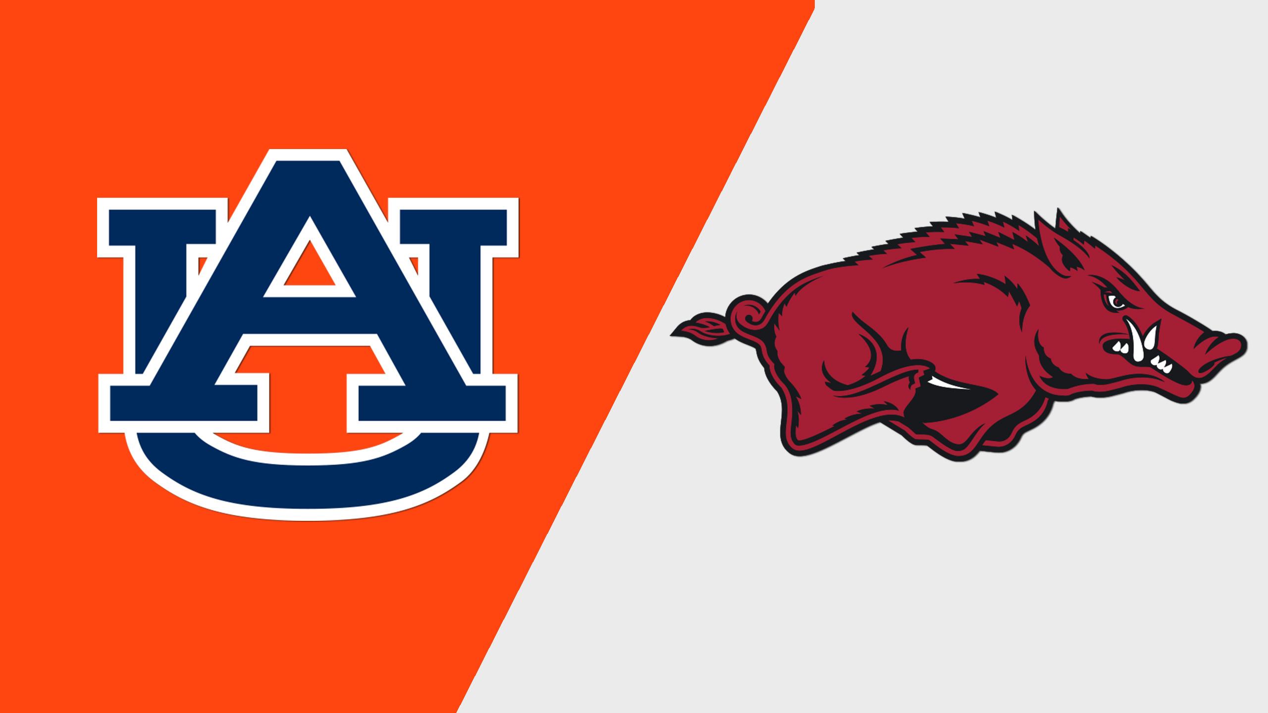 Auburn vs. Arkansas (W Soccer)