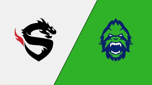 Shanghai Dragons vs. Vancouver Titans (Esports)