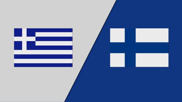 Greece vs. Finland