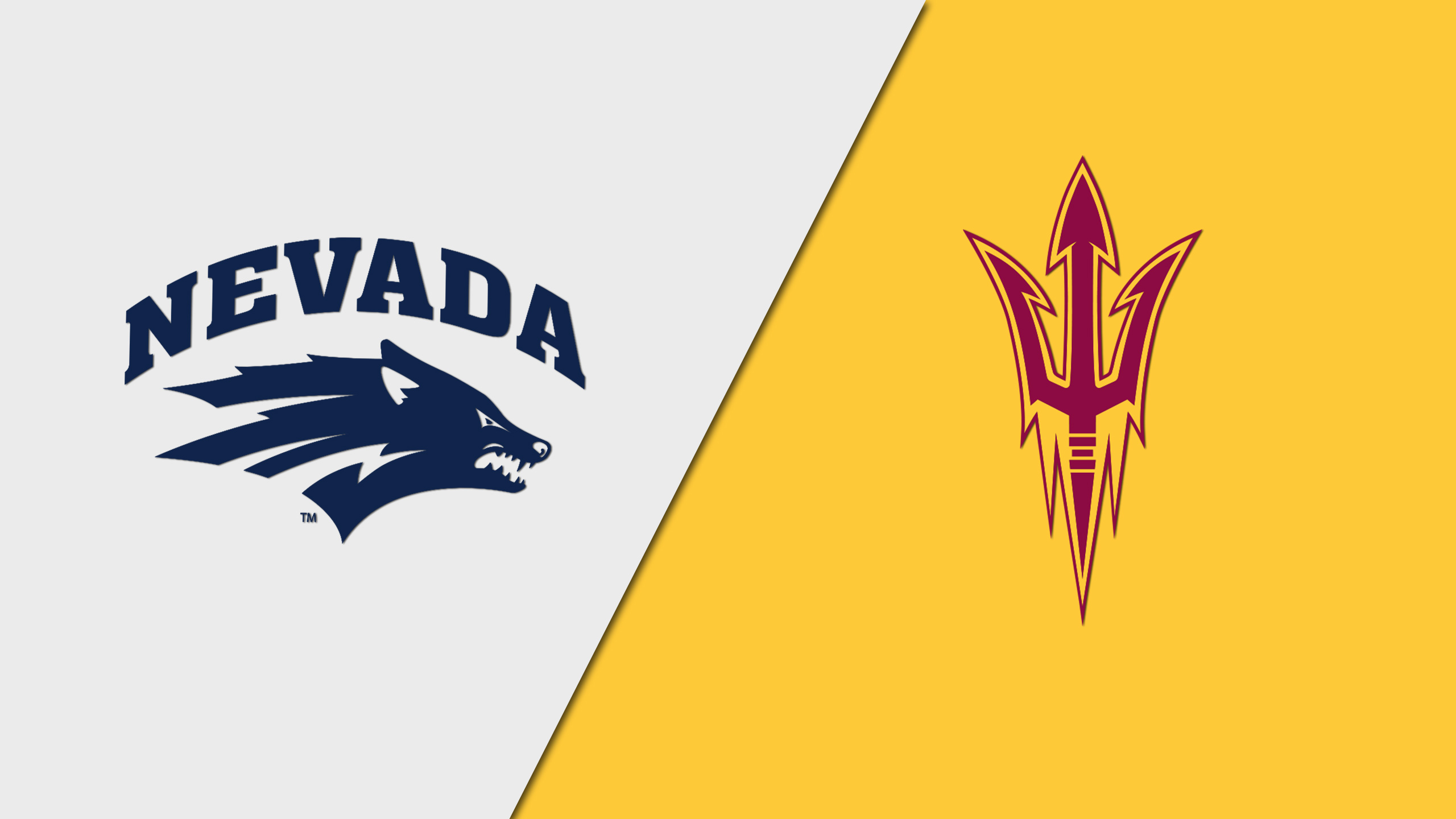 #6 Nevada vs. #20 Arizona State (M Basketball) (re-air)