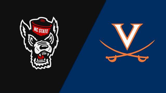 NC State vs. #5 Virginia (M Soccer)