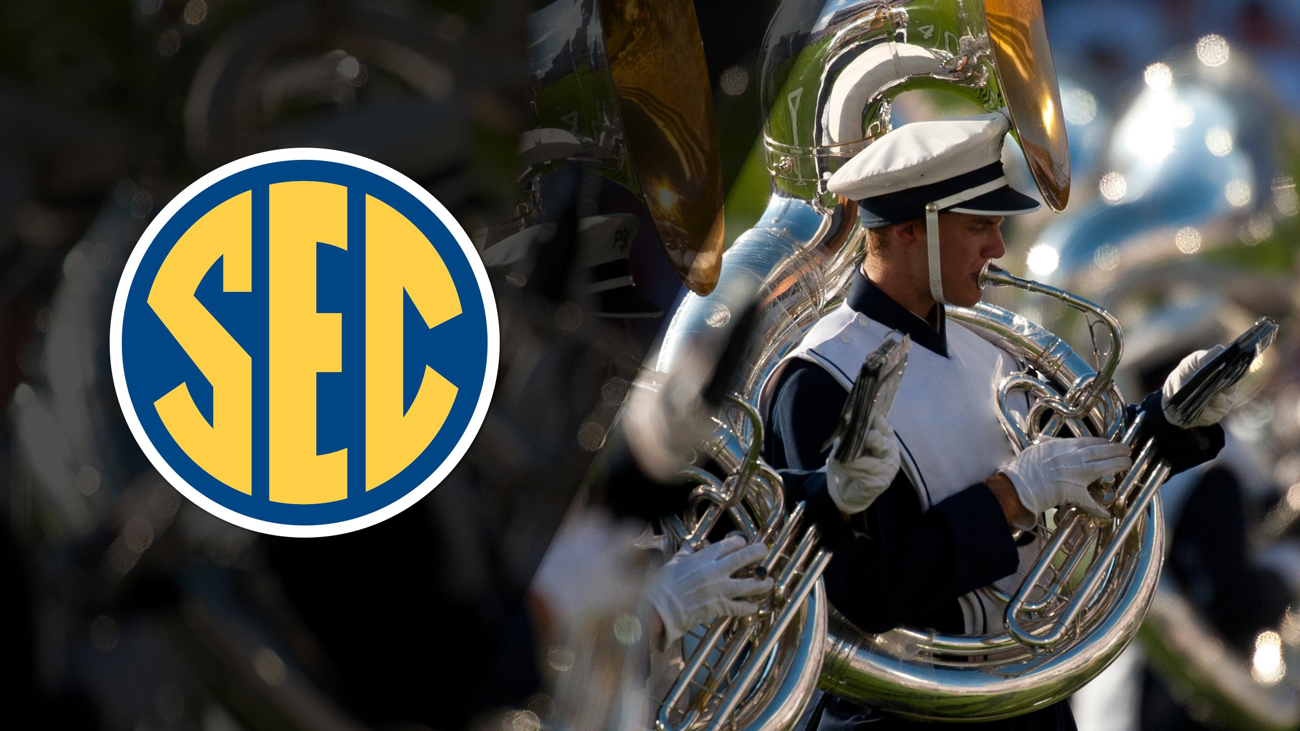 SEC Halftime Band Performances at Alabama