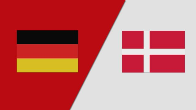 Germany vs. Denmark (Group Stage)