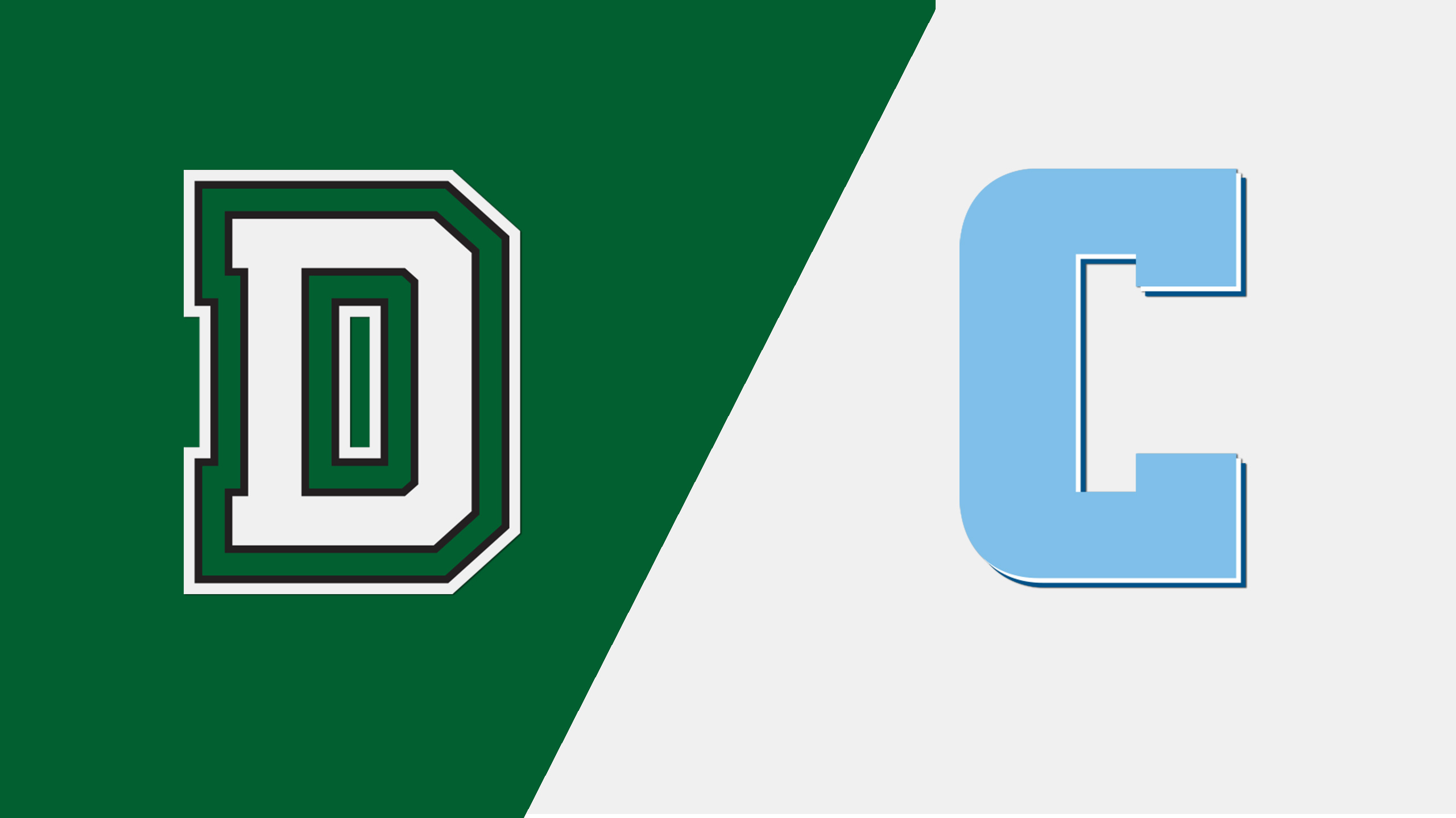 Dartmouth vs. Columbia (M Soccer) (re-air)