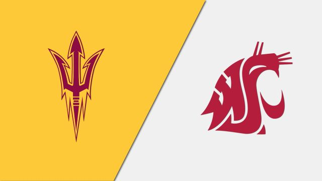 Arizona State vs. Washington State (M Basketball)
