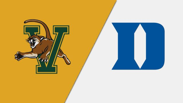 Vermont vs. #10 Duke (M Soccer)