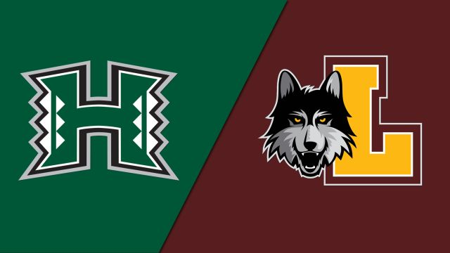 #1 Hawai'i vs. #12 Loyola-Chicago (M Volleyball)