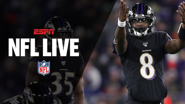 Fri, 12/13 - NFL Live