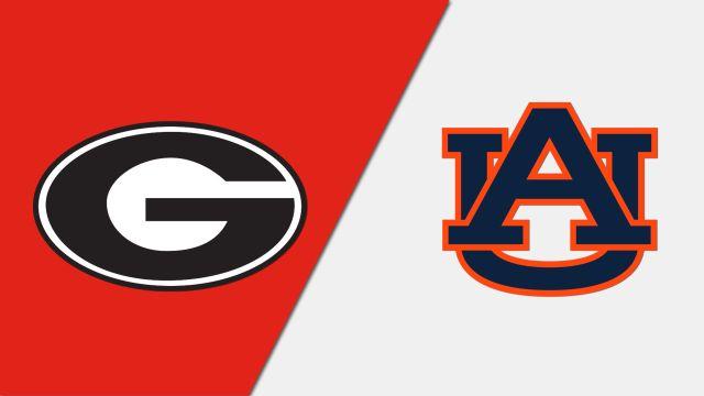 Georgia vs. Auburn (re-air)