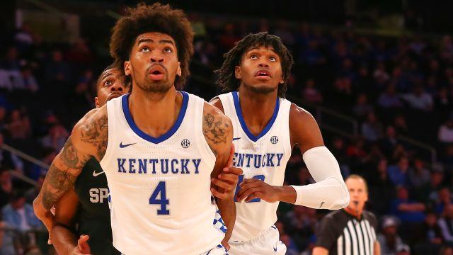 Utah Valley vs. #9 Kentucky (M Basketball)